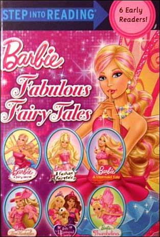 Barbie Fabulous Fairy Tales: 6 Favorite Stories Step Into Reading Collection
