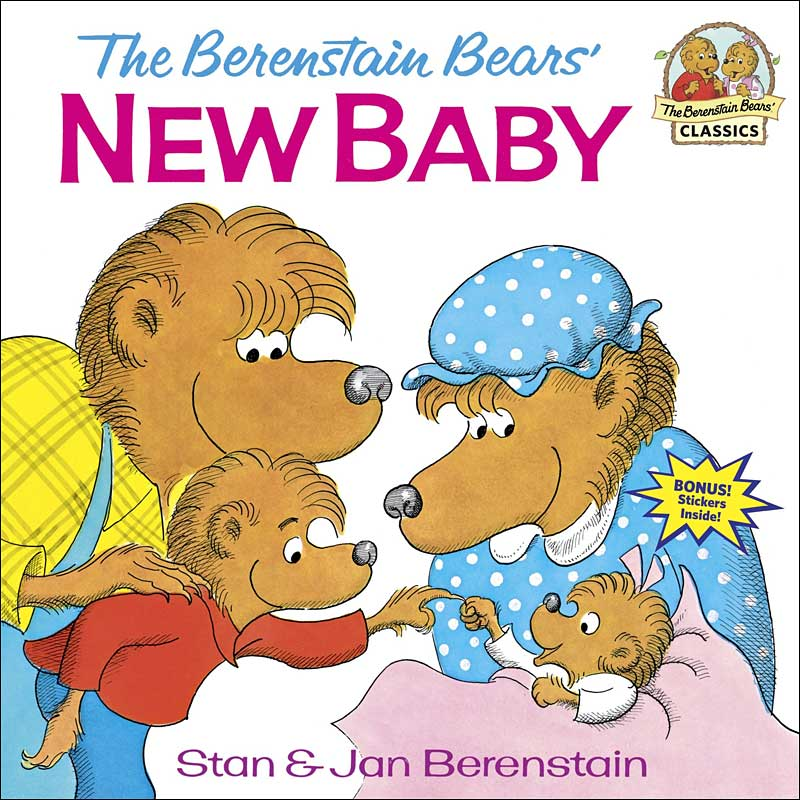 The Berenstain Bears' New Baby by Jan and Mike Berenstain