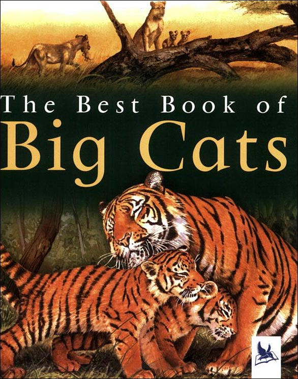 The Best Book of Big Cats by Christiane Gunzi