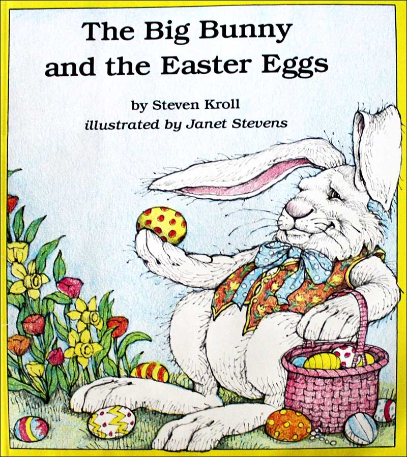 The Big Bunny and the Easter Eggs