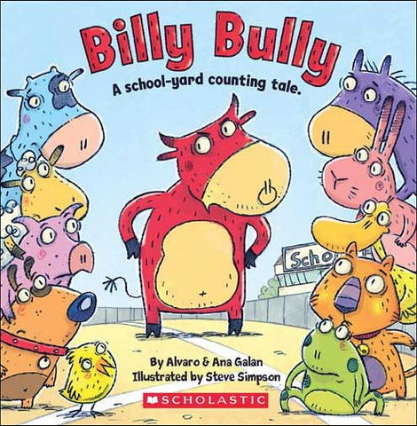 Billy Bully by Ana Galan
