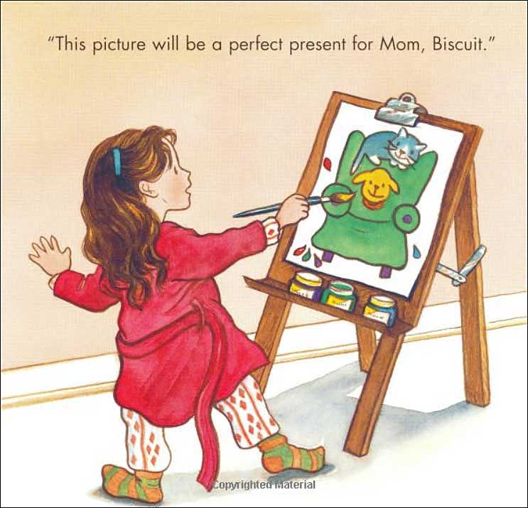 Biscuit Loves Mother's Day by Alyssa Satin Capucilli; illustrated by Pat Schories