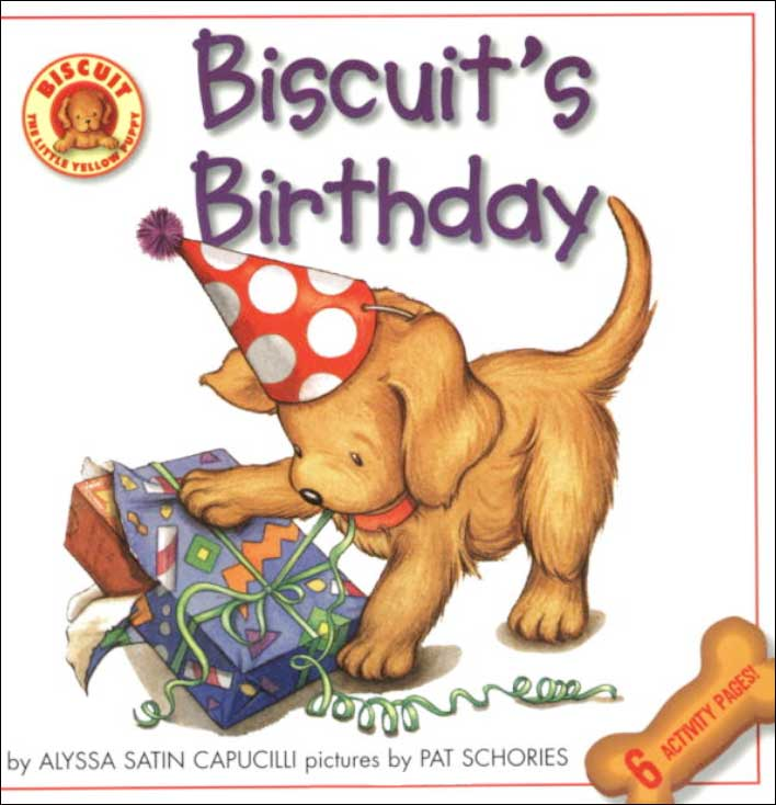 Biscuit's Birthday by Alyssa Satin Capucilli