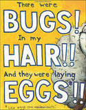 inside Bugs In My Hair! by David Shannon