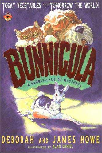 Bunnicula, a Rabbit-Tale of Mystery by Deborah and James Howe
