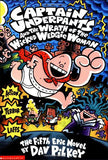 Captain Underpants and the Wrath of the Wicked Wedgie Women  (chapter book)