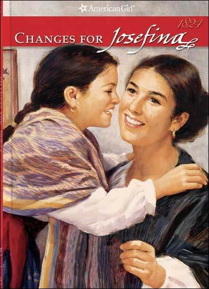 American Girl: Changes for Josefina by Valerie Tripp; illustrated by Susan McAliley