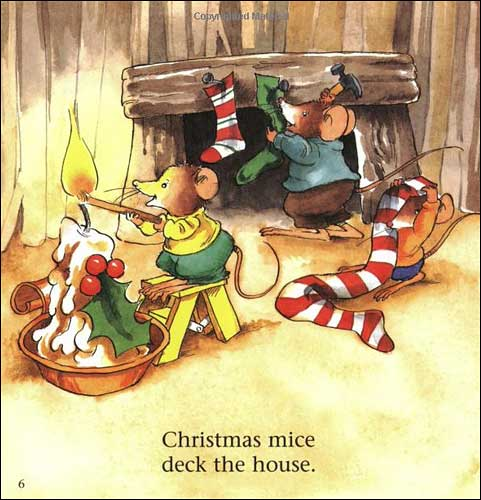 Christmas Mice! by Bethany Roberts