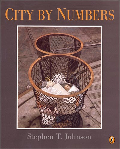 City By Numbers by Stephen Johnson