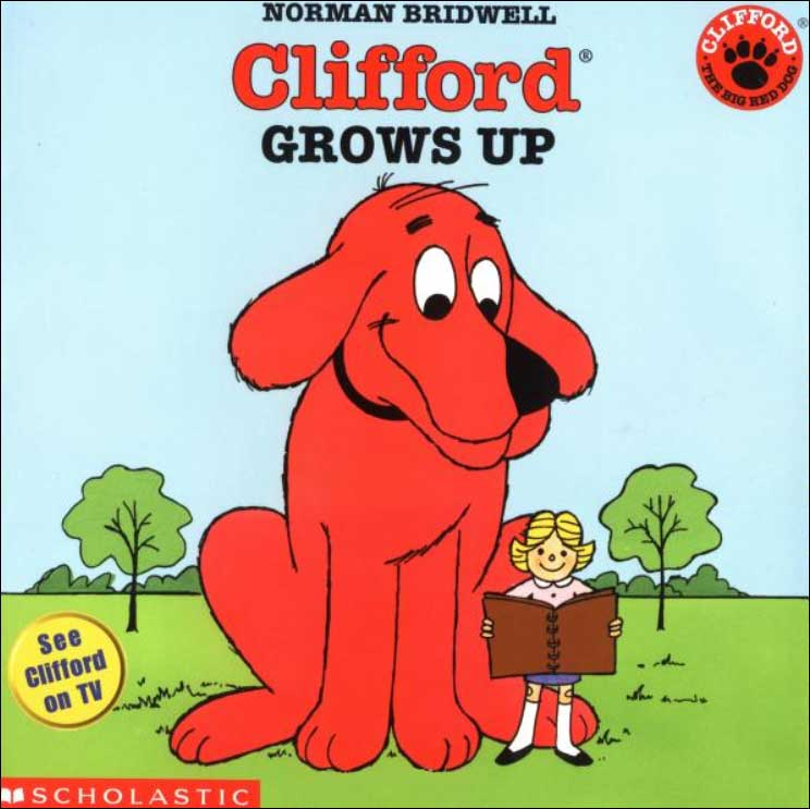 Clifford Grows Up