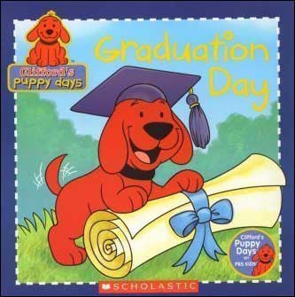 Clifford Puppy Days: Graduation Day