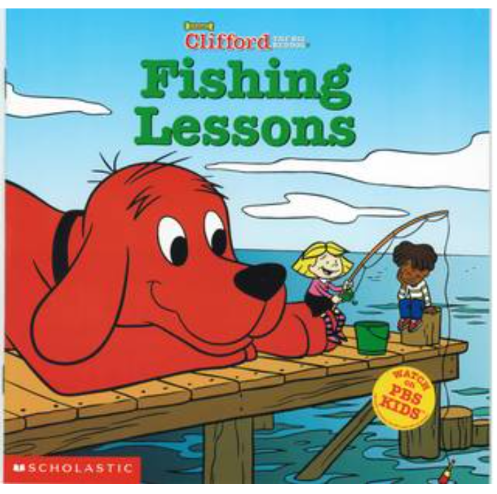 Clifford: Fishing Lessons