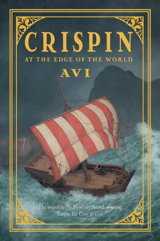 Crispin: At the Edge of the World by Avi