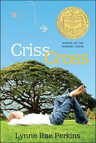 Criss Cross by Lynne Rae Perkins