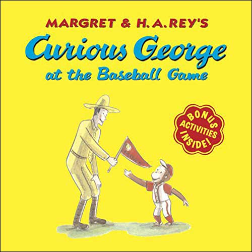 Curious George at the Baseball Game by Margaret & H.A. Rey