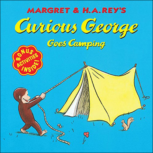 Curious George Goes Camping by Margaret and H.A. Rey