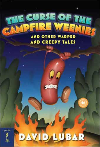The Curse of the Campfire Weenies by David Lumbar