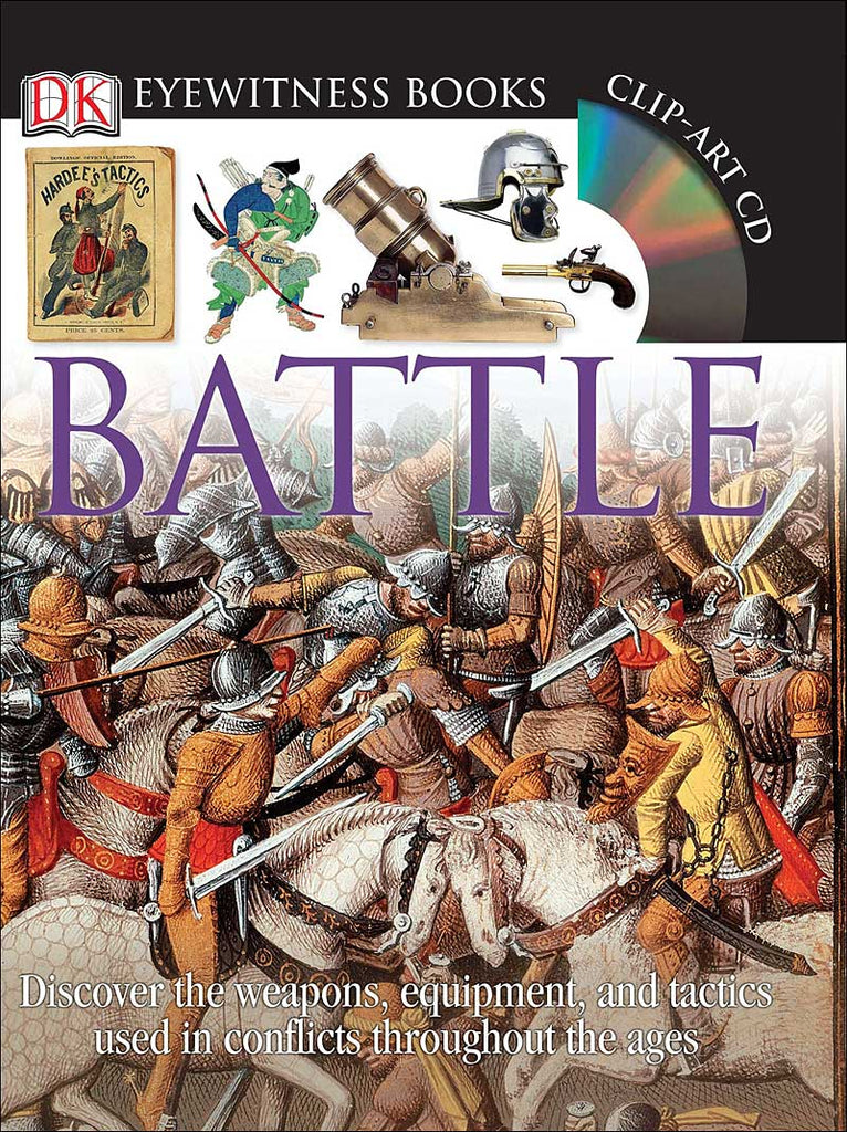 Battles (DK Eyewitness Books) by Richard Holmes