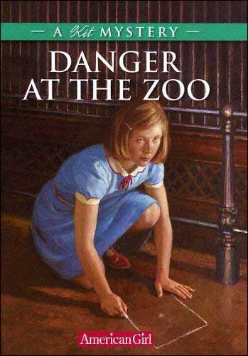 American Girl: Danger at the Zoo by Kathleen Ernst