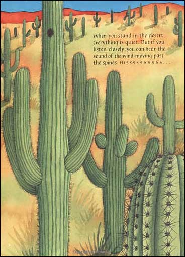 Desert Giant: The World of the Saguaro Cactus by Barbara Bash