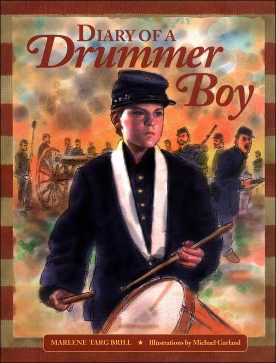 Diary of a Drummer Boy by Marlene Brill