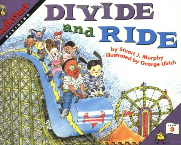 Divide and Ride by Stuart Murphy