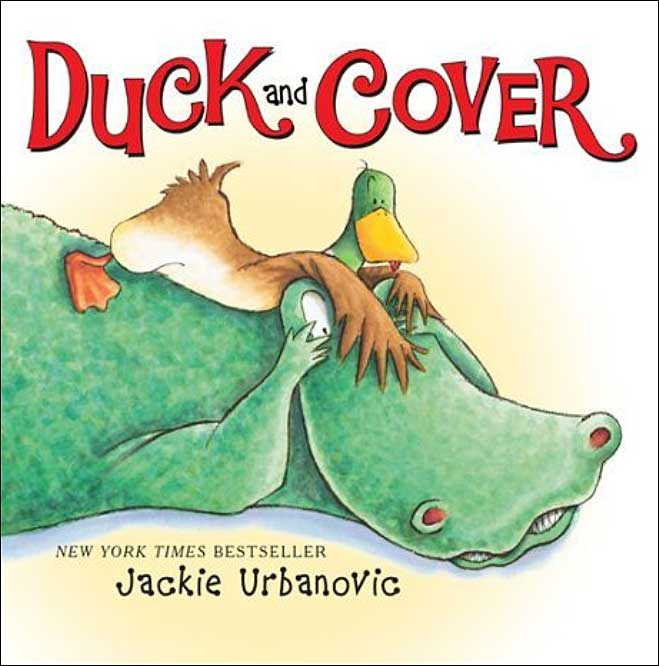 Duck and Cover by Jackie Urbanovic