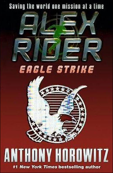 Alex Rider Adventure: Eagle Strike  by Anthony Horowitz