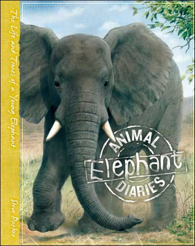 Elephant (Animal Diaries) by Steve Parker
