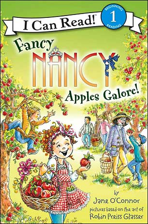 Fancy Nancy, Apples Galore!