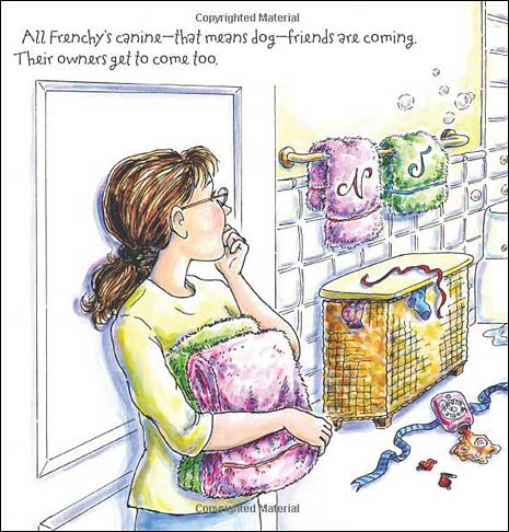 Fancy Nancy, Puppy Party  by Jane O'Connor