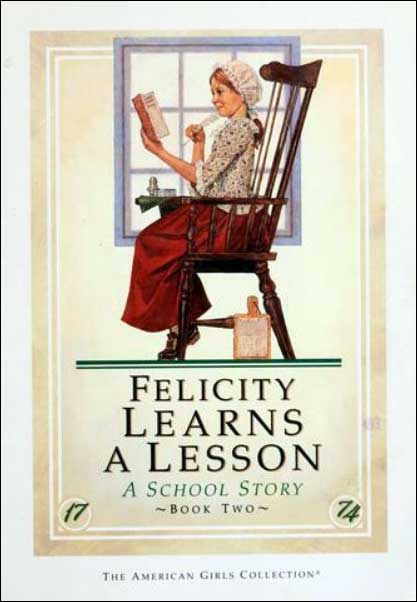 American Girl: Felicity Learns a Lesson