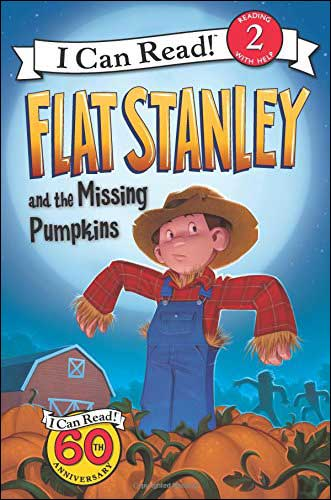 Flat Stanley and the Missing Pumpkin by Jeff Brown
