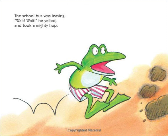 Froggy Goes to School (Froggy series) by Jonathan London illustrated by Frank Remkiewicz