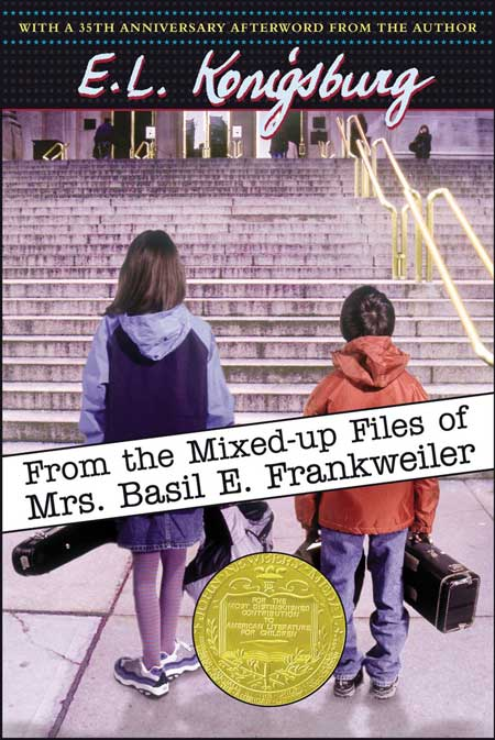 From the Mixed-Up Files of Mrs. Basil E Frankweiler by E.L. Konigsburg