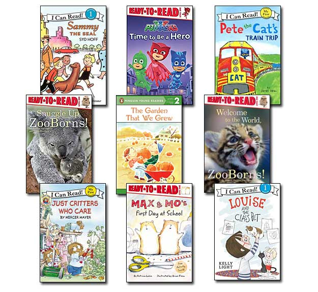 10 leveled books for Guided Reading H and DRA 14 (#H3)