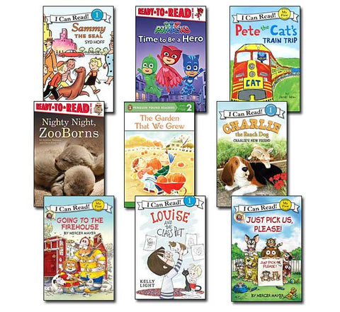 Guided Reading Level H books / DRA Level 14 books