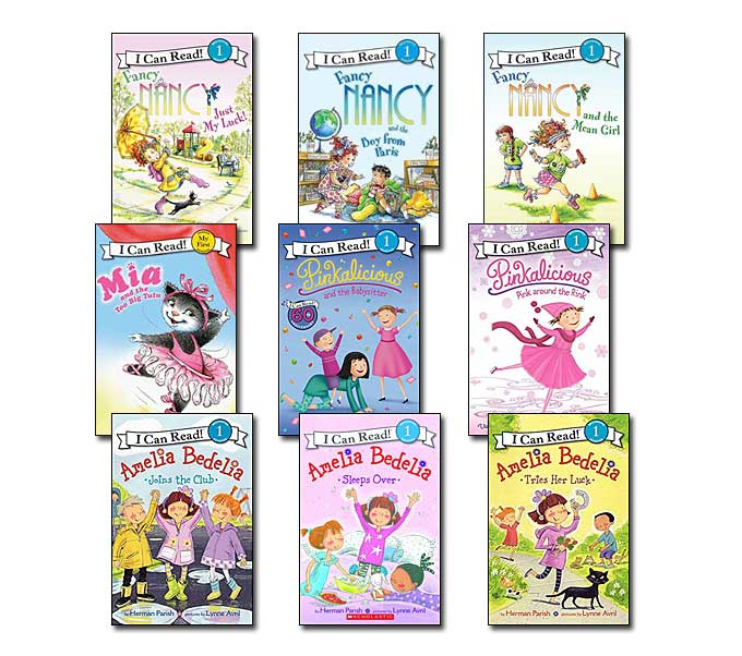 9 leveled books for Guided Reading J and DRA 16 (#J1)