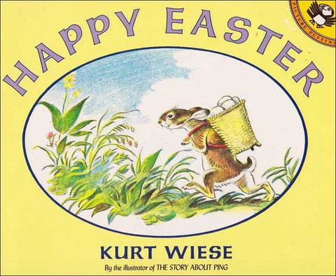 Happy Easter by Kurt Wiese
