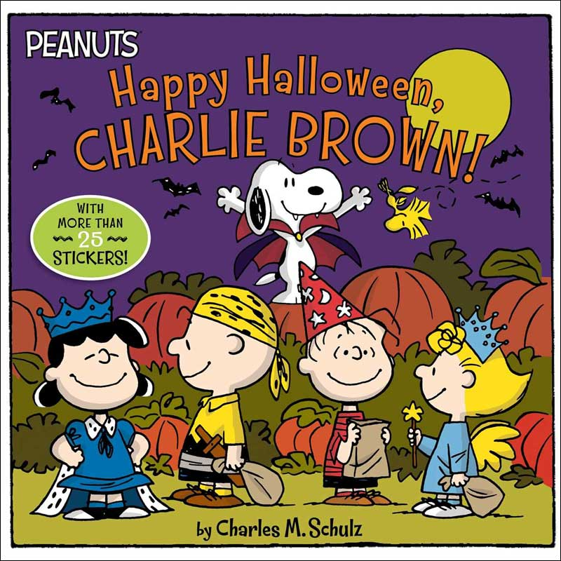 Happy Halloween, Charlie Brown by Jason Cooper; illustrated by Robert Pope