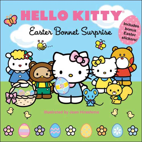 Hello Kitty Easter Bonnet Surprise by Sanrio