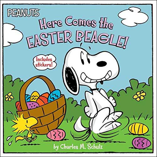 Here Comes the Easter Beagle! by Jason Cooper, Charles Schwartz