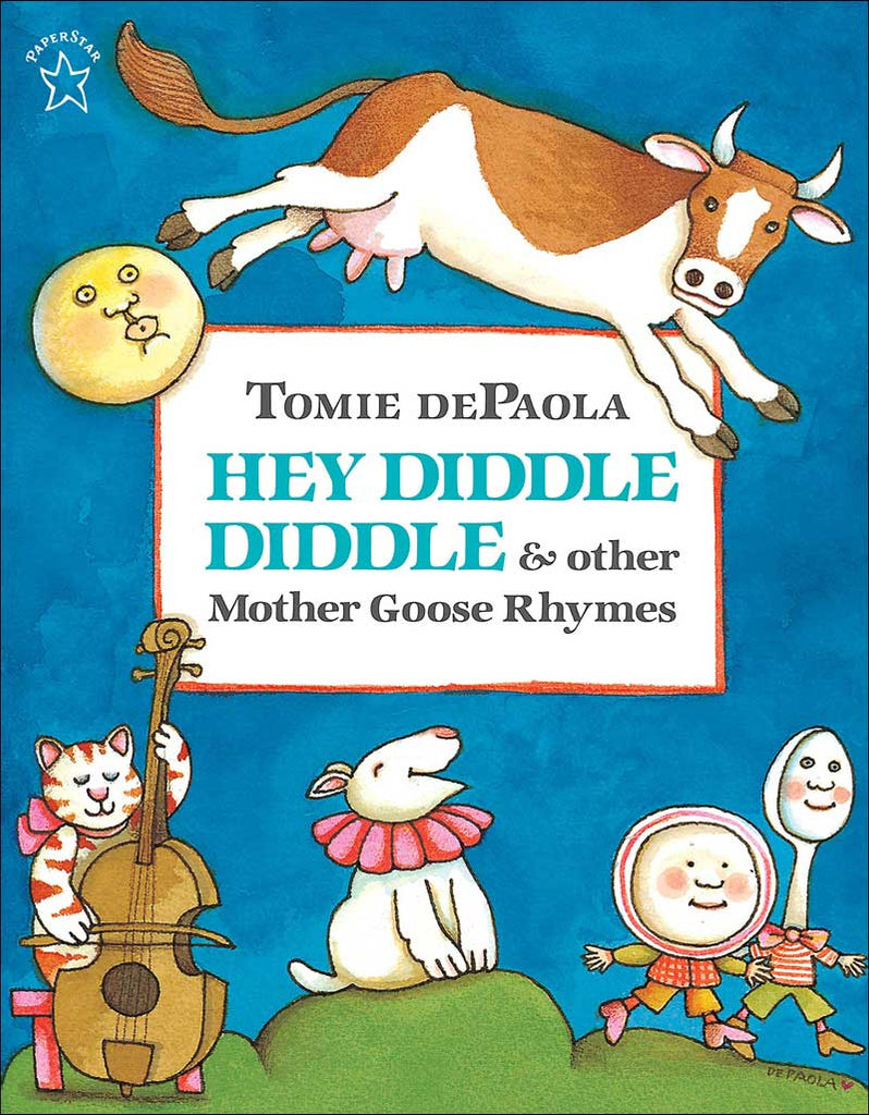 Hey Diddle Diddle by Tomie dePaola