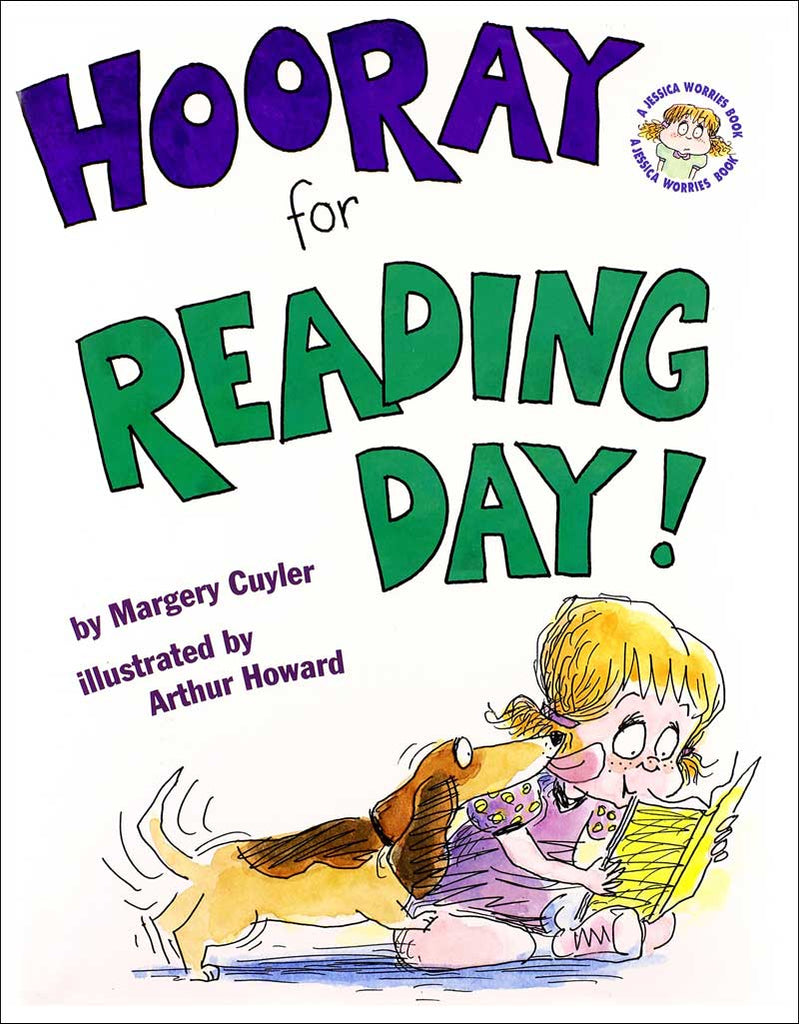 Hooray for Reading Day! by Margery Cuyler