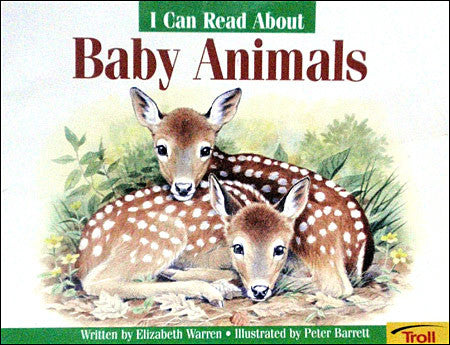 I Can Read About Baby Animals