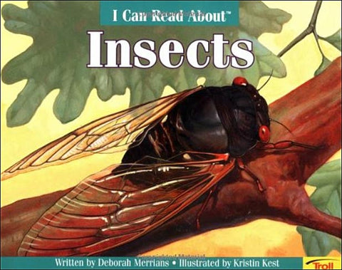 I Can Read About Insects
