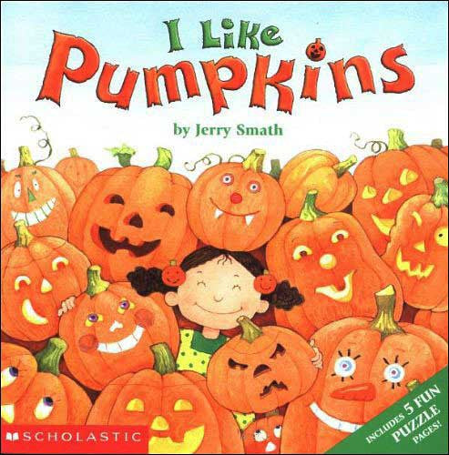 I Like Pumpkins by Jerry Smath