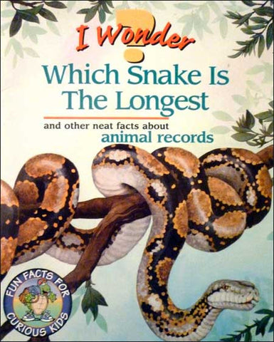 I Wonder Which Snake is the Longest