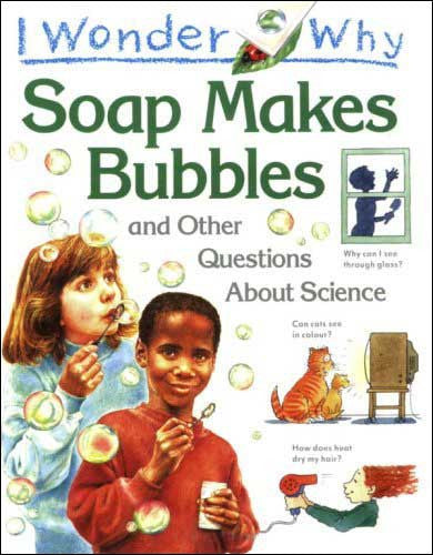 I Wonder Why Soap Makes Bubbles  by Barbara Taylor;  illustrated by Chris Forsey