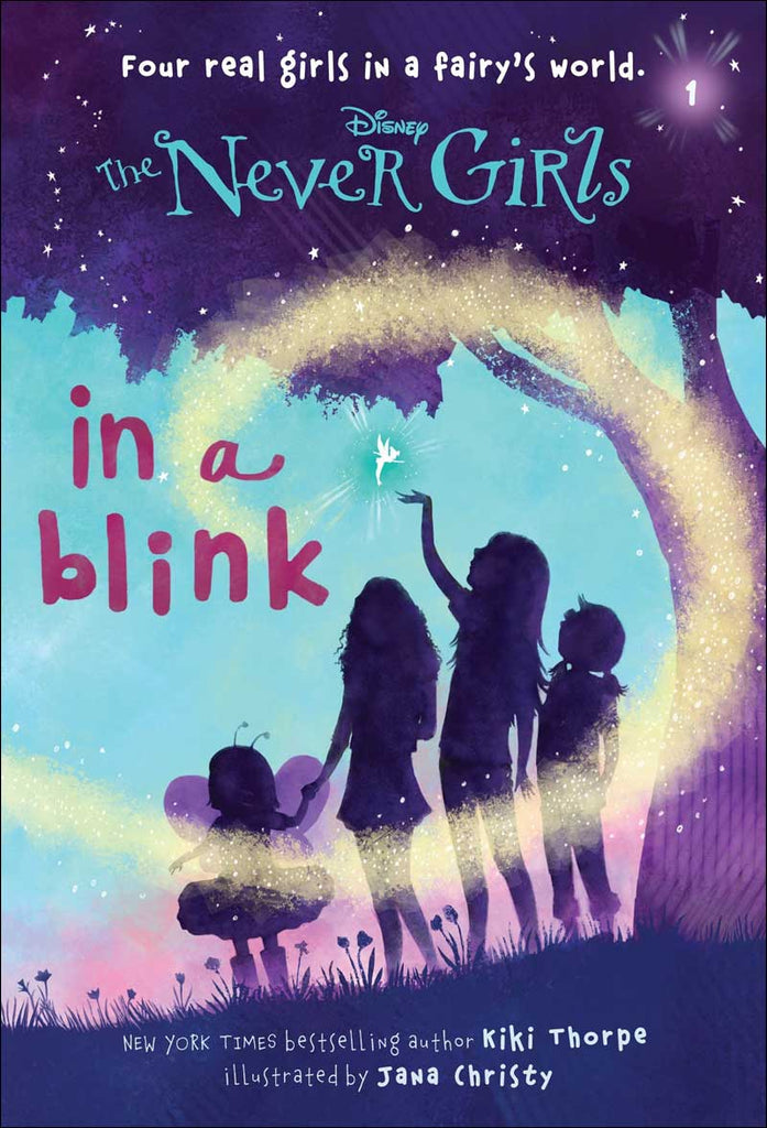 The Never Girls: In a Blink